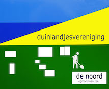 Logo Duinlandjesvereniging de Noord